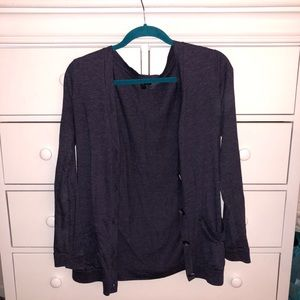 Forever 21 Sweaters - Forever 21 Purple Cardigan